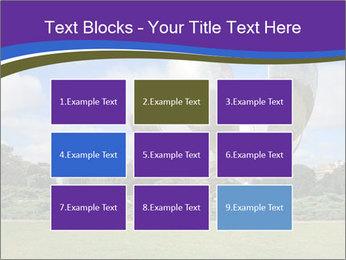 Floralis Generica PowerPoint Template - Slide 68