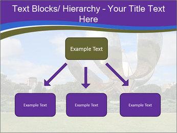 Floralis Generica PowerPoint Template - Slide 69