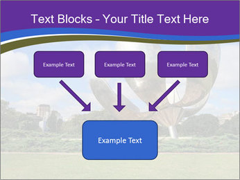 Floralis Generica PowerPoint Template - Slide 70
