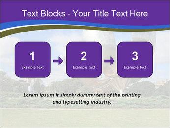 Floralis Generica PowerPoint Template - Slide 71