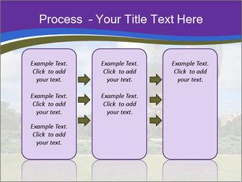 Floralis Generica PowerPoint Template - Slide 86