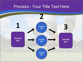Floralis Generica PowerPoint Template - Slide 92