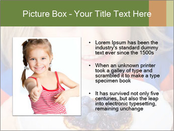 Adorable child PowerPoint Template - Slide 13