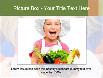 Adorable child PowerPoint Template - Slide 16