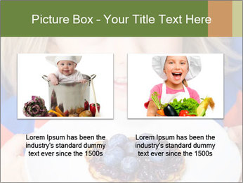 Adorable child PowerPoint Template - Slide 18