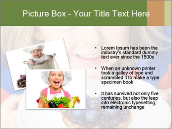 Adorable child PowerPoint Template - Slide 20