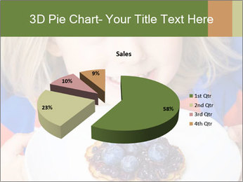 Adorable child PowerPoint Template - Slide 35