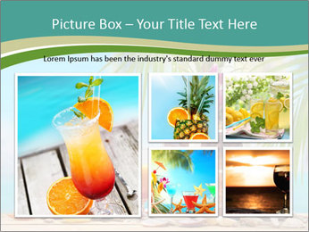 Ms ananas PowerPoint Template - Slide 19