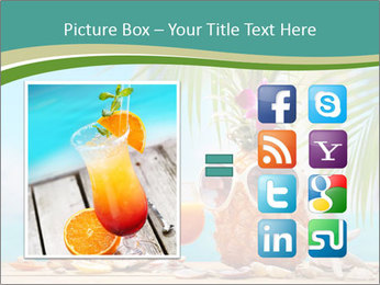 Ms ananas PowerPoint Template - Slide 21