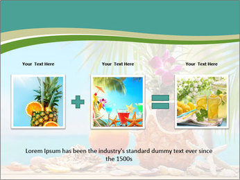Ms ananas PowerPoint Template - Slide 22