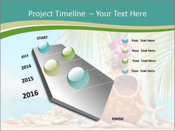Ms ananas PowerPoint Template - Slide 26