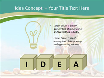 Ms ananas PowerPoint Template - Slide 80