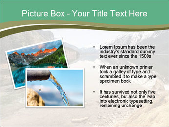 Alaska in early spring PowerPoint Templates - Slide 20