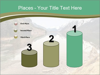 Alaska in early spring PowerPoint Templates - Slide 65
