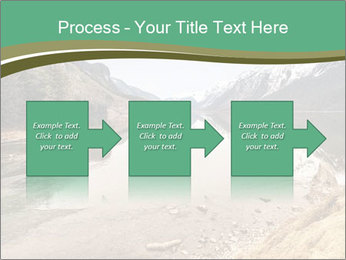 Alaska in early spring PowerPoint Templates - Slide 88