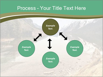 Alaska in early spring PowerPoint Templates - Slide 91