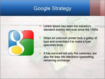 Fresh broccoli PowerPoint Template - Slide 10
