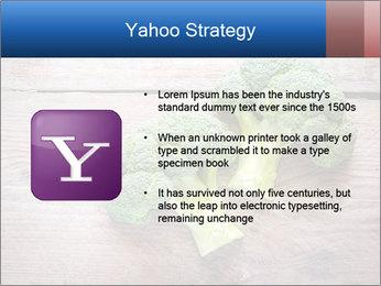 Fresh broccoli PowerPoint Template - Slide 11