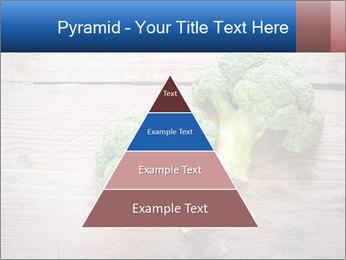 Fresh broccoli PowerPoint Template - Slide 30