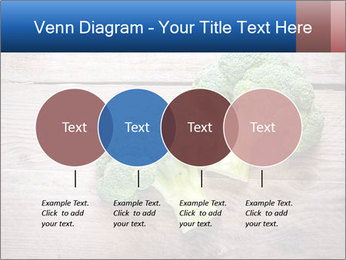 Fresh broccoli PowerPoint Template - Slide 32