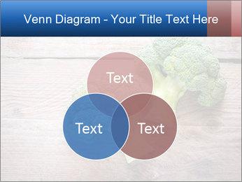 Fresh broccoli PowerPoint Template - Slide 33