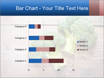 Fresh broccoli PowerPoint Template - Slide 52