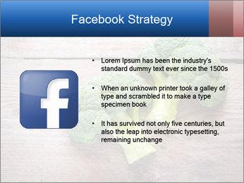 Fresh broccoli PowerPoint Template - Slide 6
