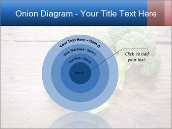 Fresh broccoli PowerPoint Template - Slide 61