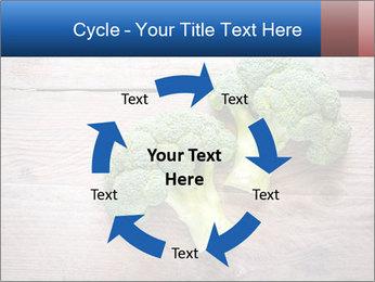 Fresh broccoli PowerPoint Template - Slide 62