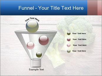 Fresh broccoli PowerPoint Template - Slide 63