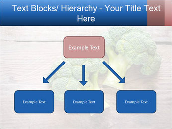 Fresh broccoli PowerPoint Template - Slide 69