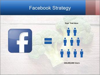 Fresh broccoli PowerPoint Template - Slide 7