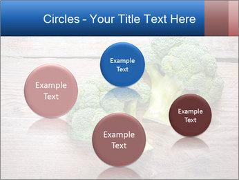 Fresh broccoli PowerPoint Template - Slide 77