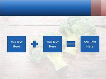 Fresh broccoli PowerPoint Template - Slide 95