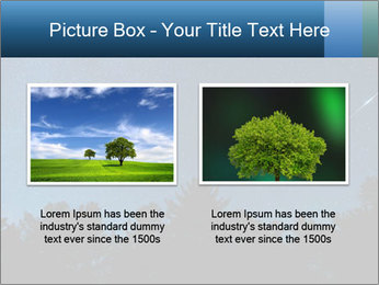 A shot of the milky way PowerPoint Template - Slide 18