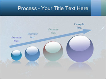 A shot of the milky way PowerPoint Template - Slide 87