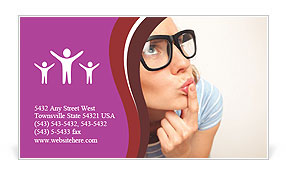 0000091299 Business Card Template