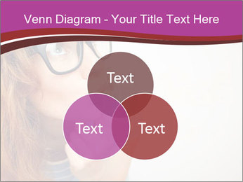 Portrait of Funny girl PowerPoint Templates - Slide 33