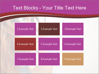 Portrait of Funny girl PowerPoint Templates - Slide 68
