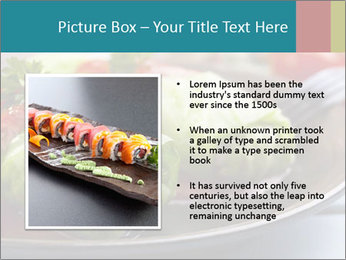 Cabbage stuffed PowerPoint Template - Slide 13