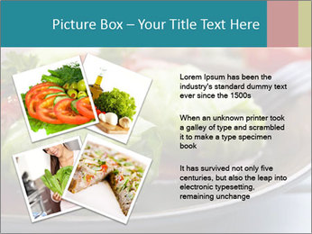 Cabbage stuffed PowerPoint Template - Slide 23