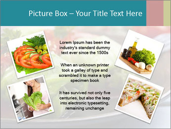Cabbage stuffed PowerPoint Template - Slide 24