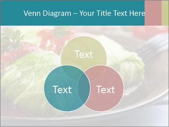Cabbage stuffed PowerPoint Template - Slide 33