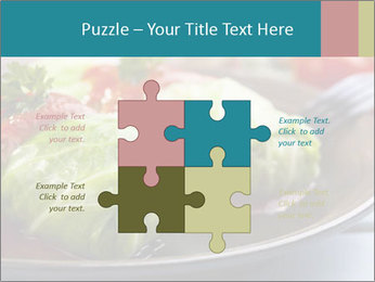 Cabbage stuffed PowerPoint Template - Slide 43