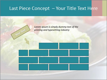 Cabbage stuffed PowerPoint Template - Slide 46