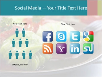 Cabbage stuffed PowerPoint Template - Slide 5