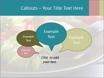 Cabbage stuffed PowerPoint Template - Slide 73