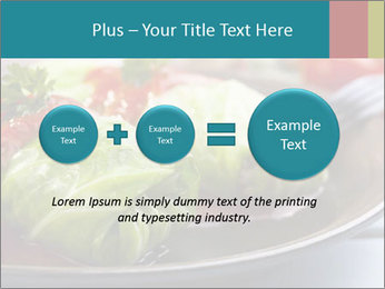 Cabbage stuffed PowerPoint Template - Slide 75