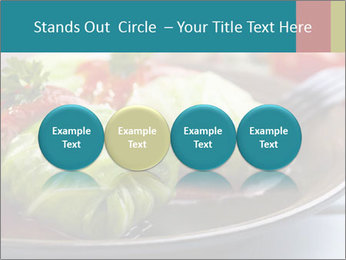Cabbage stuffed PowerPoint Template - Slide 76