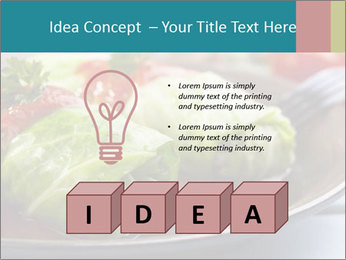 Cabbage stuffed PowerPoint Template - Slide 80